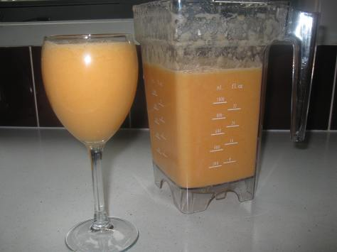 Rockmelon Smoothie