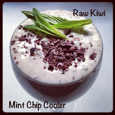 Mint Chip Cooler