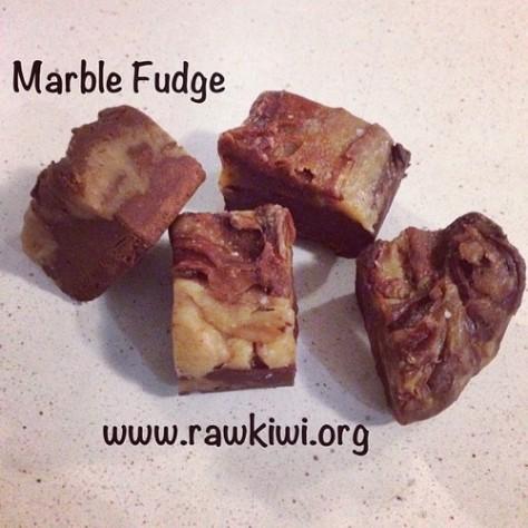 Marble Fudge